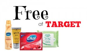 target freebies