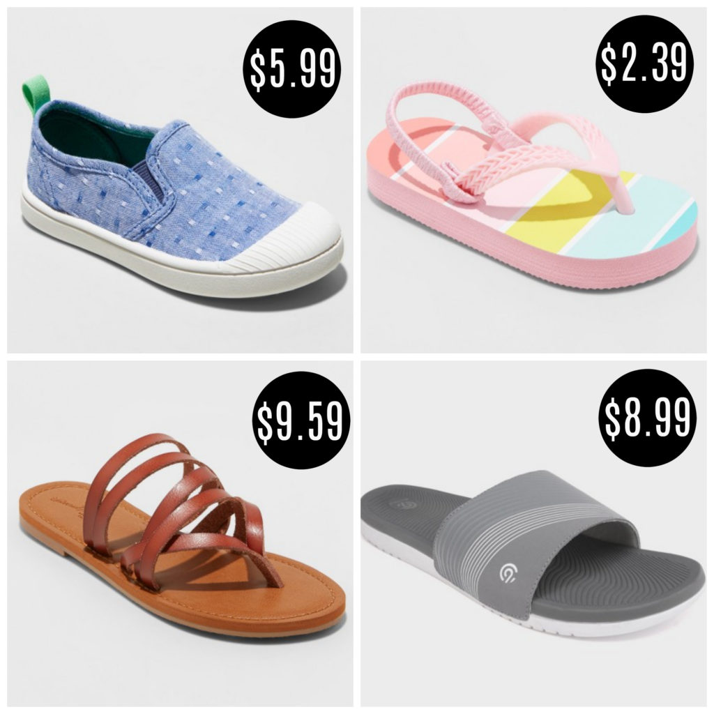 251b9e228d9d Heads up Target shoppers! There is a Target coupon code for 40% off shoes  and sandals for the whole family. Use the code SAVE40 to get the deal.