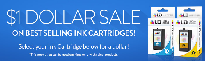 $5.95 ink cartridges