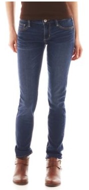 Arizona 5-Pocket Skinny Jeans