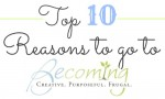 Top 10 Reasons To Go To Becoming 2014 Conference