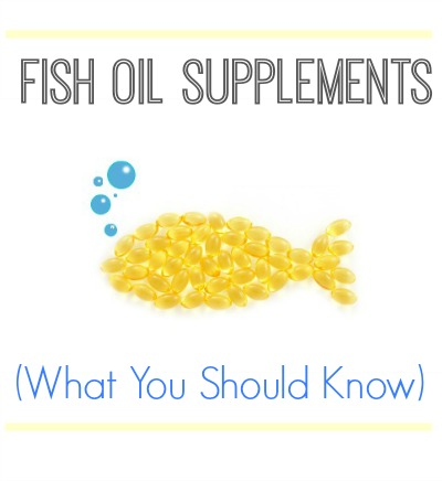 What you should know about fish oil supplements on your organic living journey.