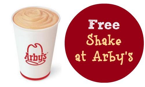arby shake