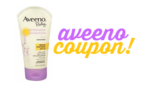 aveeno coupon