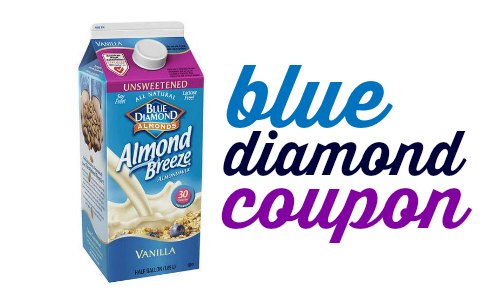 Blue Diamond Almond Milk Coupons FREE Get Deal Listing coupon codes websites about blue diamond almond milk coupons Get and use it immediately to get coupon codes, promo codes, discount codes. Actived: Sunday Nov 11,