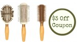 $3 Off EcoTools Hair Brush Coupon