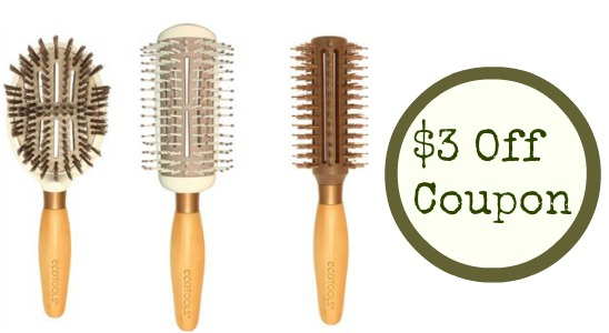 photograph about Ecotools Printable Coupon identify $3 Off EcoTools Hair Brush Coupon :: Southern Savers