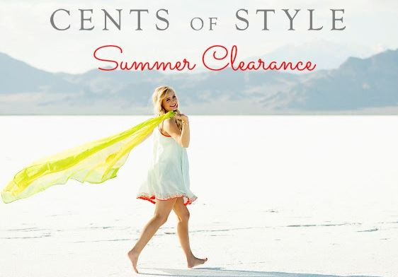 cents of style clearance