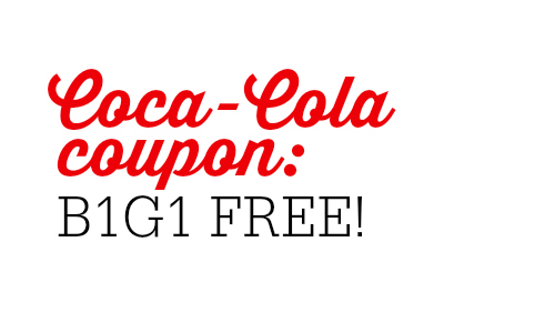 coca-cola coupon