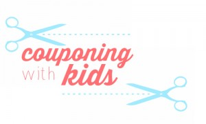 couponing with kids