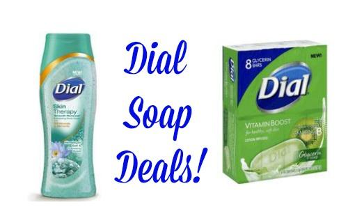 dial soap deals