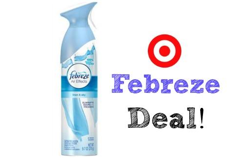 febreze deal