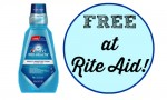 Rite Aid Deal: FREE Crest Rinse Starting 7/27