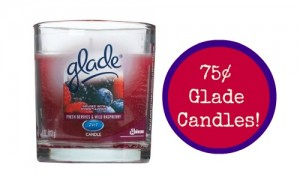 glade candle