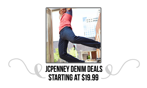 jcpenney denim deals