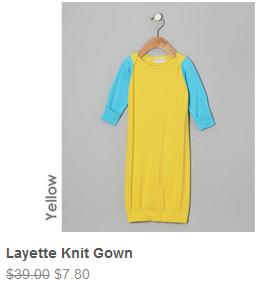 layette