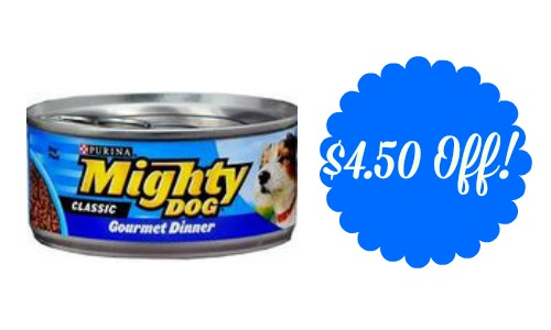 Mighty Dog Coupons Printable