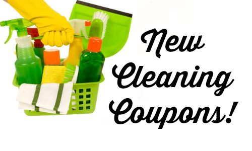 new cleaning coupons