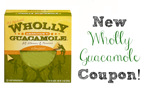 new wholly guacamole coupon