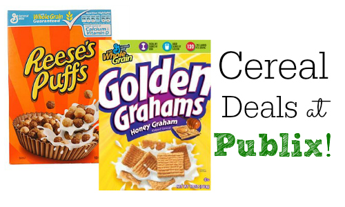 publix cereal deals