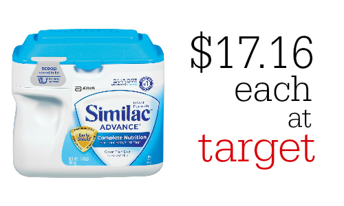 picture regarding Similac Printable Coupons referred to as Similac Coupon Acquire Method for $17.16 Each individual at Emphasis