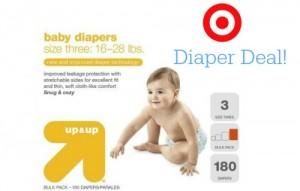 target diaper