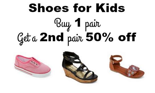 target shoe sale