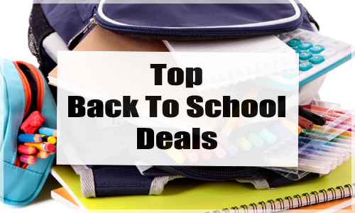 Top Back To School Deals: Paper Mate, Sharpie, Ticonderoga & More