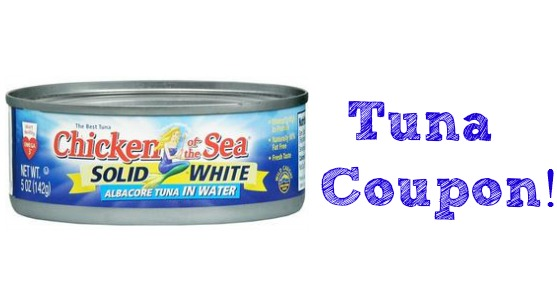 tuna coupon
