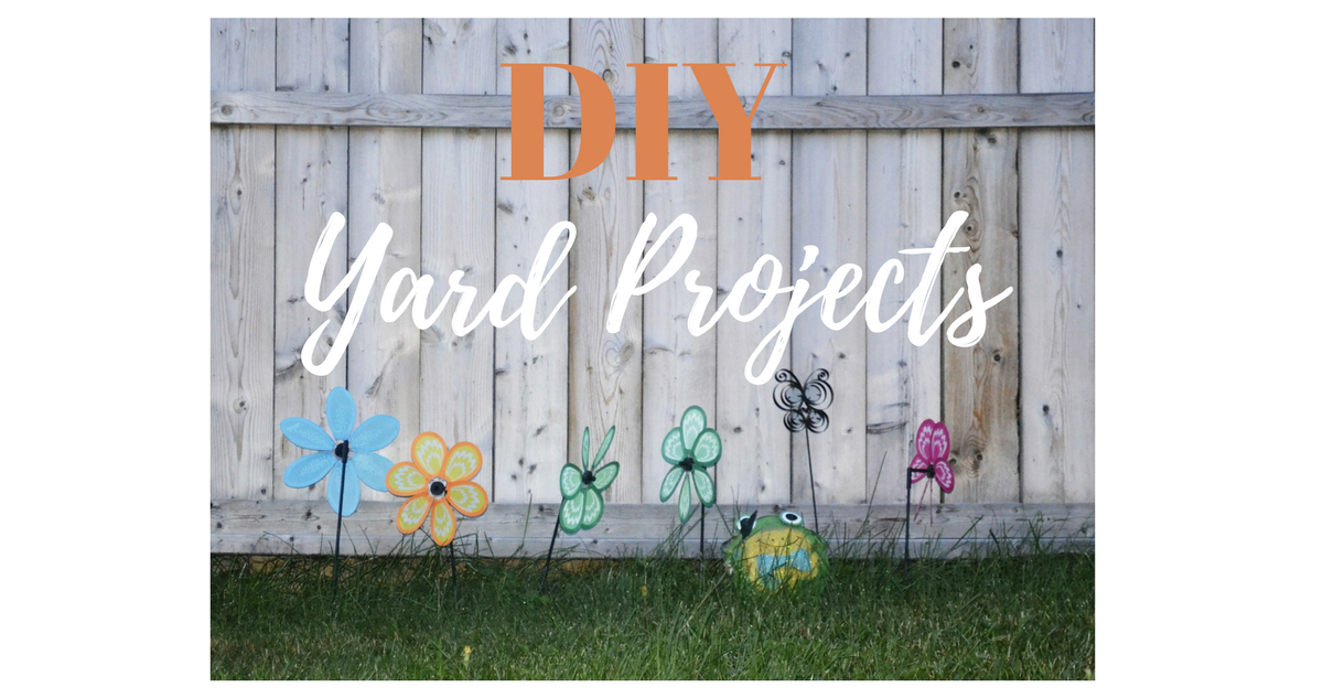 yard projects