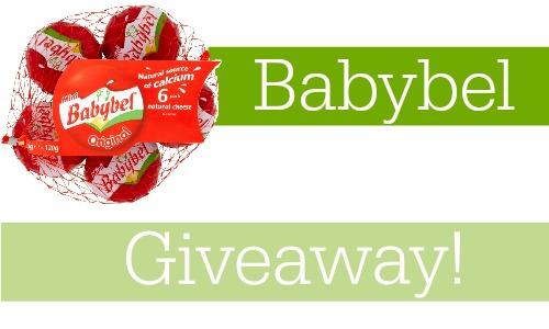 Babybel Giveaway