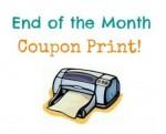Reminder: Expiring Printable Coupons!
