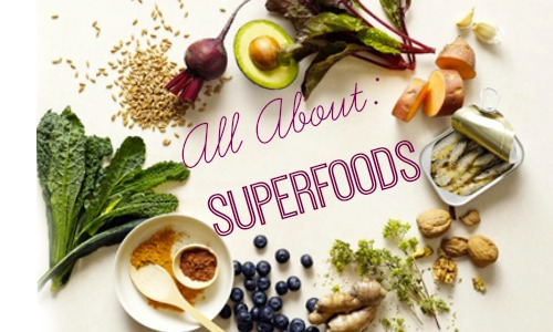 Everything you need to know about superoods.