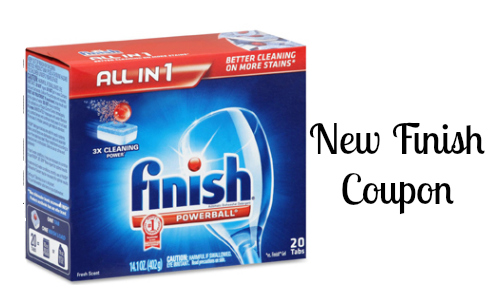 finish dish detergent
