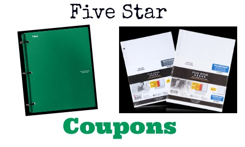 Five Star Coupons