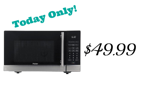 Compact Microwave At Best For 49 99 Reg Free Shipping If You Ve Got A Dorm Room To Furnish This Is Perfect