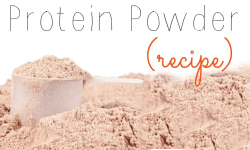 Organic Protein Powder Recipe
