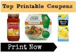 Top Printable Coupons   Classico, Healthy Choice, Minute Maid & More!