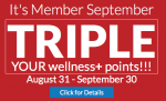 Earn Triple Points at Rite Aid in September