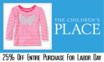 The Children's Place Coupon Code: 25% Off Purchase