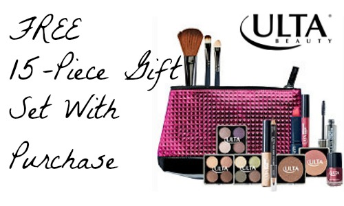 Ulta Promo Code: Free 15-Piece Gift Set With Purchase :: Southern ...