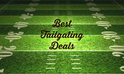 best tailgating deals