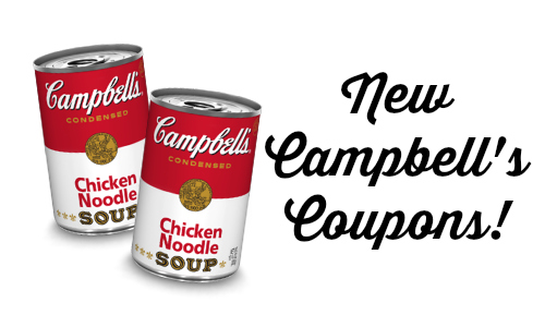 campbell's coupons