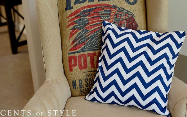 cents of style pillows