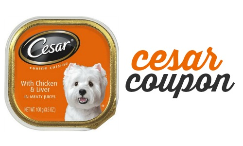 cesar coupon