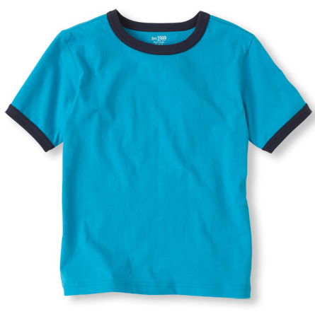 childrensplace boys ringer tee