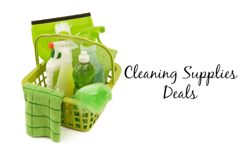 Top Cleaning Supplies Deals This Week