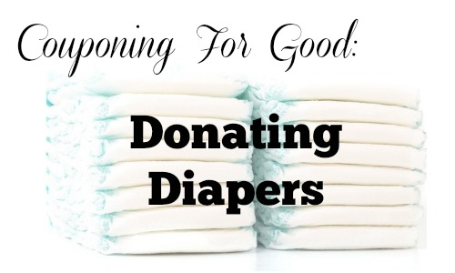 donating diapers