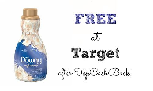 free downy at target