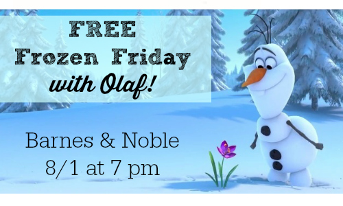 free frozen friday